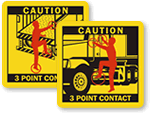 Contact Point Labels