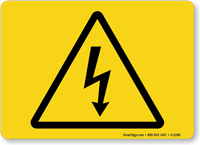Electric Symbol Sign